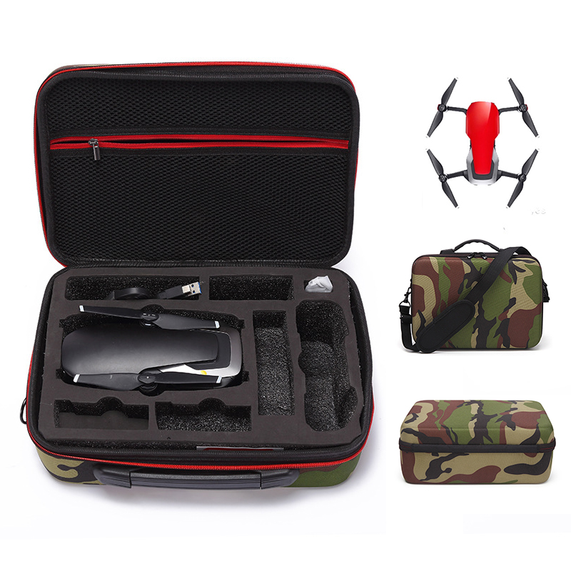 Waterproof DJI Mavic Air Drone Bag Case Storage Box Hardshell Handbag Carrying Shoulder Bag For DJI MAVIC Air Accessories Drone