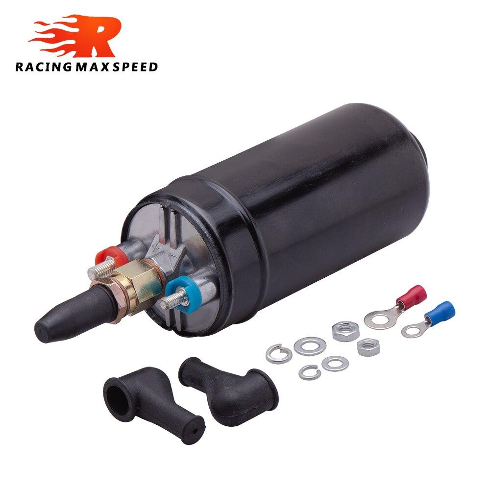 Nova qualidade de alto desempenho efi 400lph inline bomba combustível externo 0580254044 0580 254 044 e85 etanol compatível