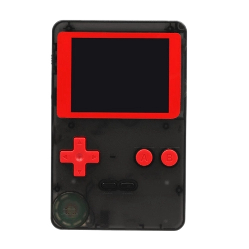 Retro Mini Handheld Game Console Game Machine Built-In 200 Games / 2.8 Inches Tft Screen / Av Out Supported