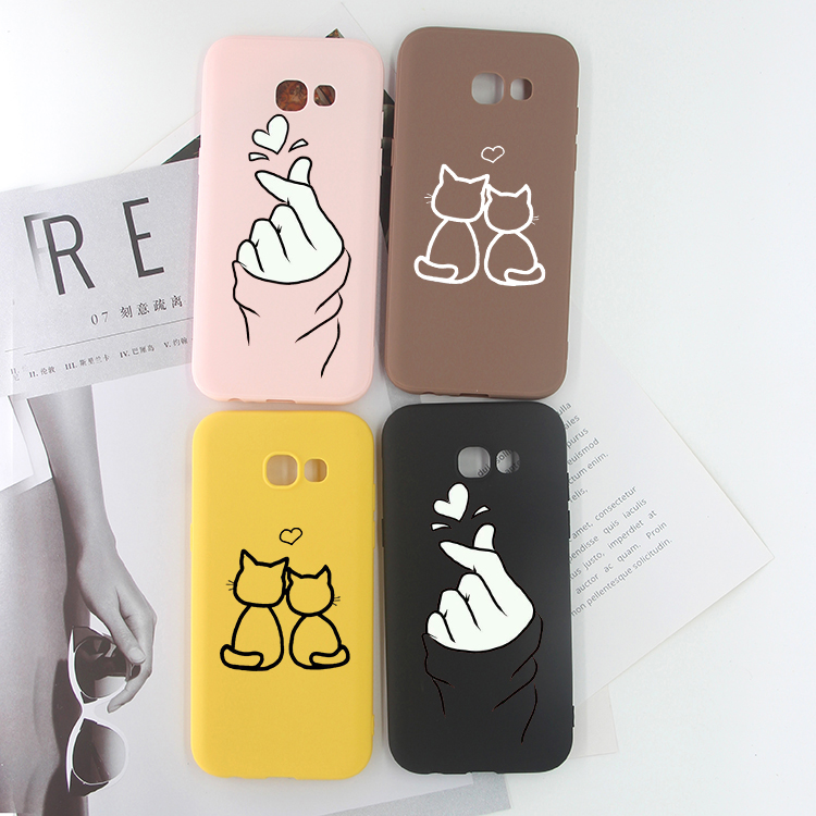 e Silicone Phone Case for <font><b>Samsung</b></font> <font><b>A5</b></font> <font><b>2017</b></font> Cases for <font><b>Samsung</b></font> <font><b>Galaxy</b></font> <font><b>A5</b></font> <font><b>2017</b></font> SM-<font><b>A520F</b></font> Cover for <font><b>Samsung</b></font> <font><b>Galaxy</b></font> <font><b>A5</b></font> <font><b>2017</b></font> phone shell image