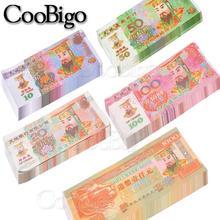 45 листов/брезентовые бумажные купюры в китайском стиле, бумажные купюры в форме ада, банкноты в честь праздника Цинмин, набор бумажных предм...