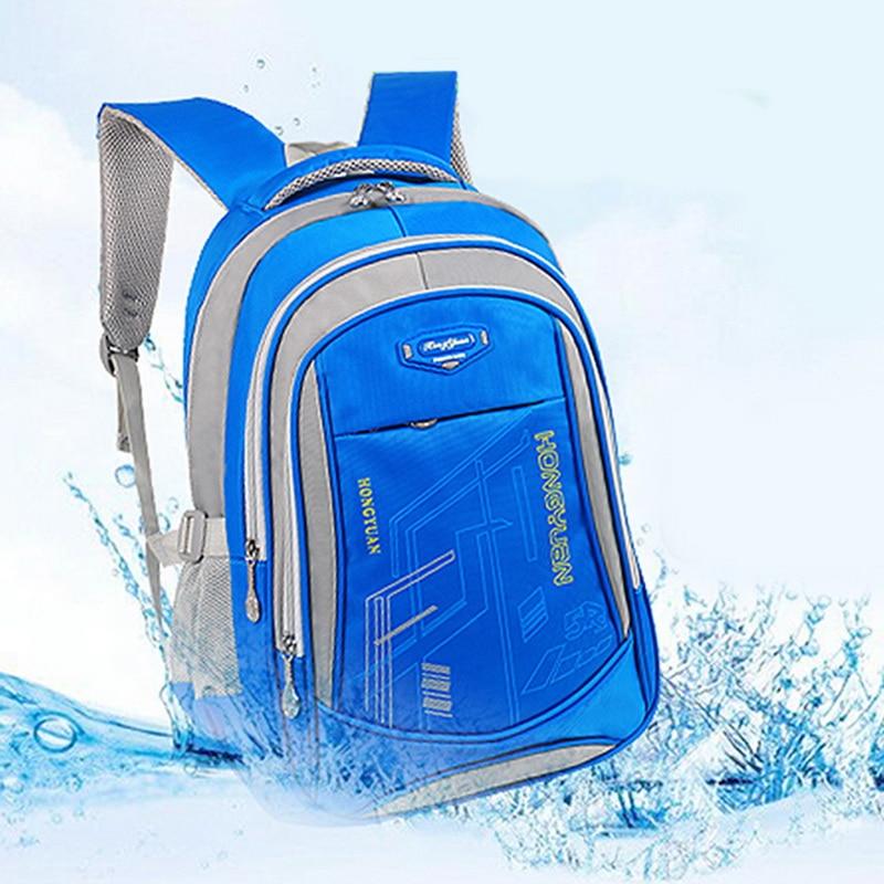 Litthing Capacity Waterproof Satchel Kids Book Bag Backpack Schoolbag Children School Bags For Teenagers Boys Girls Big 2019