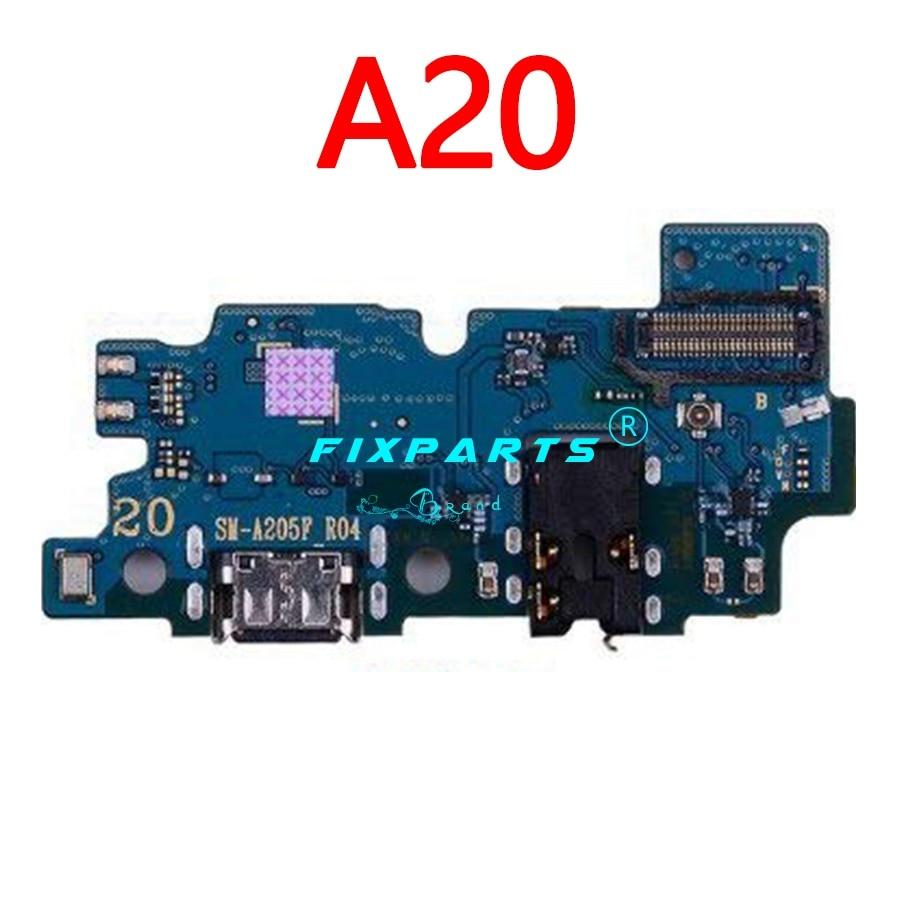 For Samsung Galaxy A10 A20 A30 A40 A50 A60 A70 A750 A920 USB Charging Port