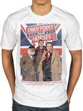 Camiseta de comercio independiente para niños, camiseta retro de la serie de Tv