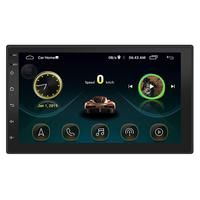 New 7 inch HD car Bluetooth mp4 player support Android GPS navigation radio machine
