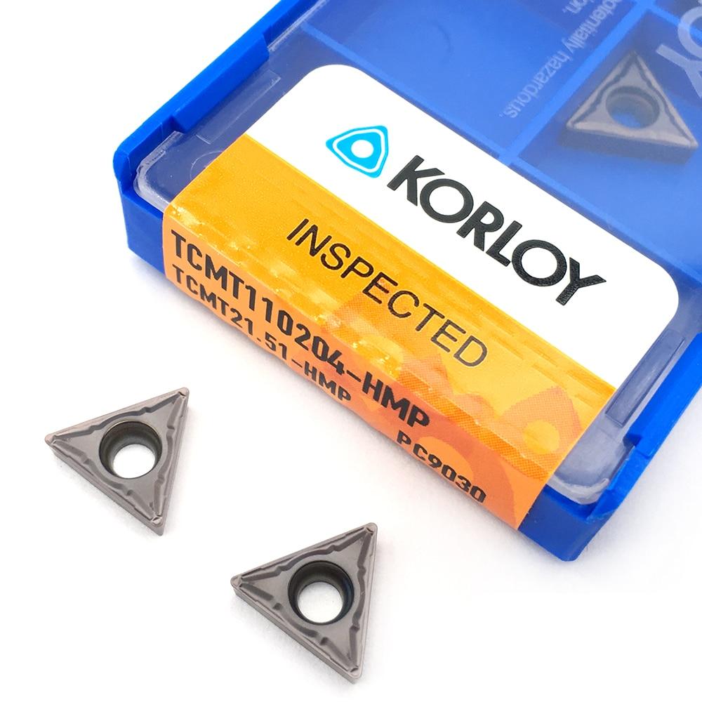 Carbide Insert 10pcs TCGT090204-AK Turning Tool Thread Cutter TCMT09 Useful