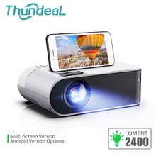 ThundeaL TD60 Mini Projector Portable WiFi Android 6.0 Home