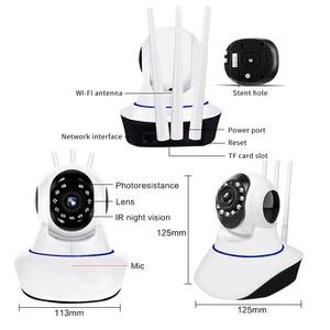 Image 2 - Kebidumei 1080P Nachtzicht Camera Wifi Home Security Ip Camera Surveillance Camera Wifi Mini Cctv Camera Babyfoon