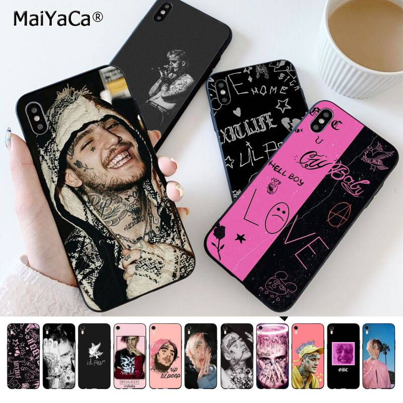 MaiYaCa <font><b>Lil</b></font> <font><b>Peep</b></font> <font><b>Lil</b></font> Bo <font><b>Peep</b></font> Soft Silicone TPU Phone Cover for <font><b>iPhone</b></font> 11 pro XS MAX <font><b>8</b></font> 7 6 6S Plus X 5 5S SE XR <font><b>case</b></font> image