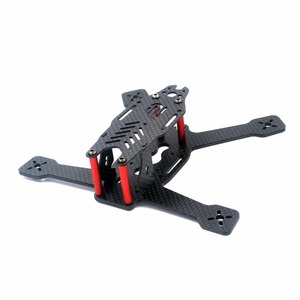 Image 2 - Swallow F2 160 160mm Carbon Fiber Frame for 20*20 /30.5*30.5 FC FPV Quadcopter RC Mini Drone