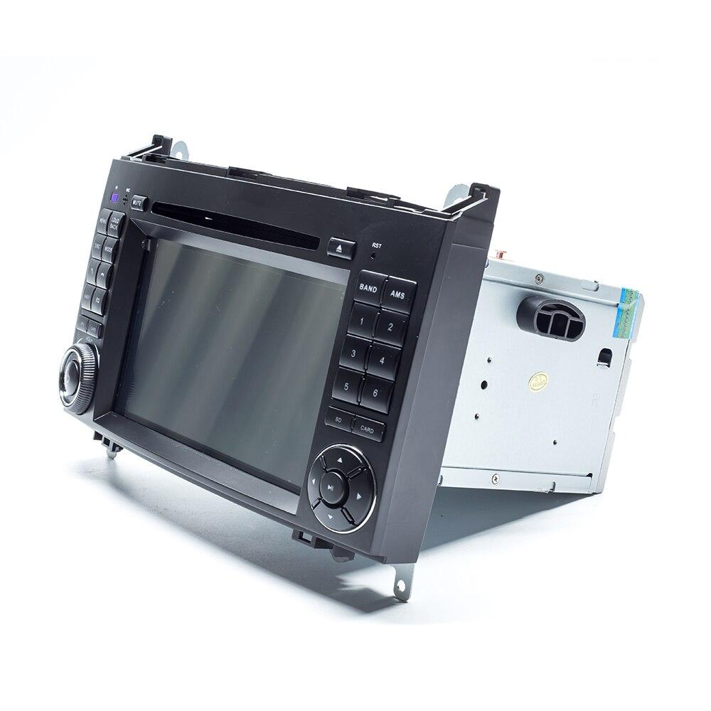 2 din Android 10Car Multimeida для Mercedes Benz B200 A B Class Sprinter W906 W169 W245 Viano Vito W639 b170 RadioGPS навигация