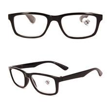 ESO-R165063 ultraleggero donna uomo occhiali da lettura rettangolo montatura lente trasparente occhiali presbiti femmina maschio lettore occhiali