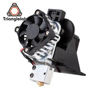 Image 2 - Экструдер Trianglelab titan, полный комплект, экструдер Titan Aero V6 hotend, полный комплект reprap mk8 i3, совместимый с 3d принтером TEVO ANET I3