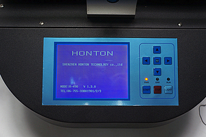 Image 4 - Honton bga rework machine HT R490 Rework soldering Station with independent temperature control and solder tools