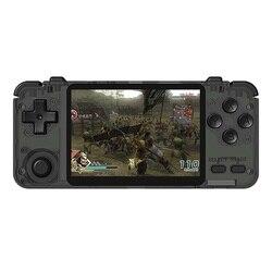 Rk2020 3,5 дюймовая Ретро консоль IPS Sn портативная игровая консоль PS1 N64 игровая видеокамера