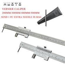 0-200mm Hartmetall Glasritzrades nadel Parallel Kennzeichnung Gauging Lineal Mess Instrument Werkzeug Kennzeichnung Messschieber cheap ETOPOO Metalworking NONE CN (Herkunft) STAINLESS STEEL 0 01mm KC57-200 0 1mm or 0 05mm