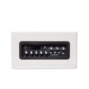 Image 3 - MOOER הורנט לבן 15W Didital דוגמנות משולבת מגבר גיטרה מגבר מגבר 9 דגמי מגבר אוזניות פלט קטן גיטרה רמקול