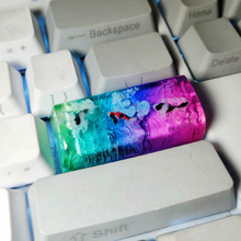 Replace Mechanical-Gaming-Keyboard Keycaps Cherry-Mx-Switch Backspace for Hand-Made Scenery