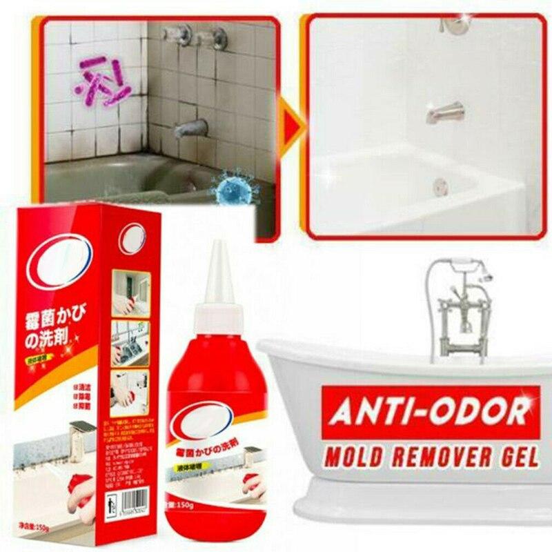 Mold Remover Gel Caulk Gel Anti-Odor For Home Kitchen Bathroom Wall Tiles Wood AC889