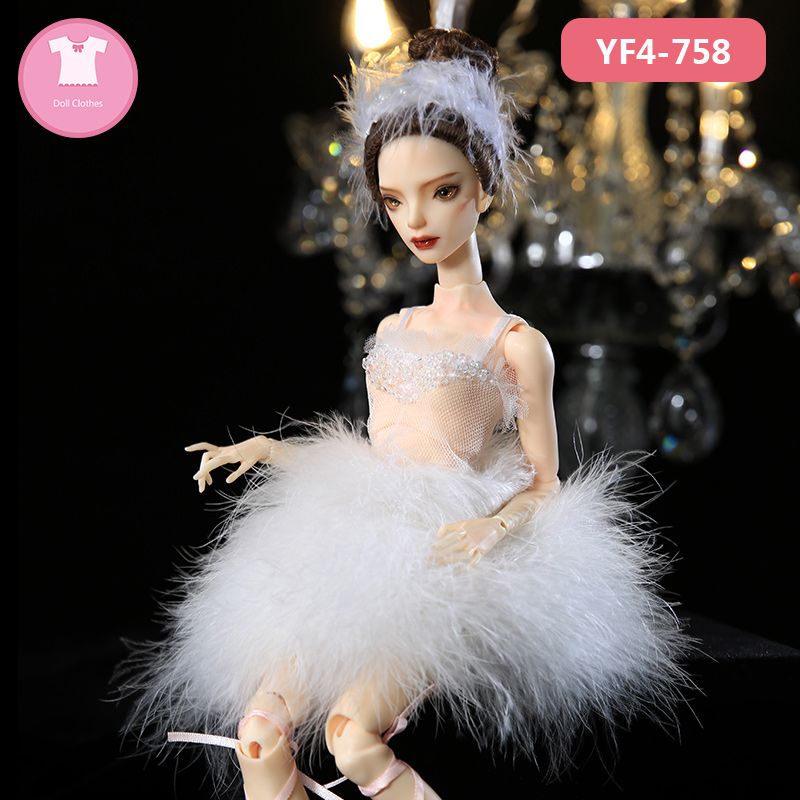 BJD Clothes Minifee Dbust Body  Girl Body And Bory F4 Boy Body 1/4 BJD SD Dress Beautiful Doll Outfit Accessories Luodoll