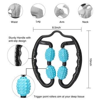 U Shape Trigger Point Massage Roller 2