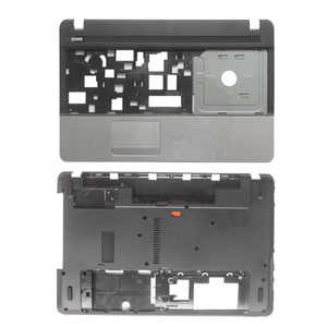 NEW case cover For Acer Aspire E1-571 E1-571G E1-521 E1-531 Palmrest COVER/bottom Base Cover AP0HJ000A00 AP0NN000100(China)