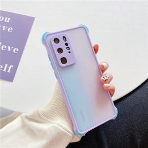 Противоударный силиконовый чехол для телефона na для vivo y73 y20 y50 y30 y30i u3 x23 x21 x27 x30 x 30 pro x50 x 50 pro матовый прозрачный чехол Бамперы      АлиЭкспресс
