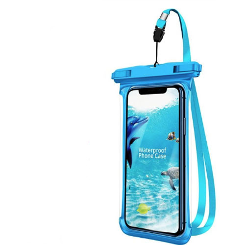 Ha373b24d2e5e41b2ad74fbad1d27c345u - Full View Waterproof Swimming Pouch Case for Phone Underwater Snow Rainforest Transparent Dry Bag Big Mobile Phone Bag Sealed