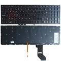 Новинка для Lenovo IdeaPad Y700 Y700-15ISK Y700-17ISK клавиатура с подсветкой для ноутбука UK без рамки