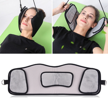 Neck Massage Support Hammock Cervical Traction Device On Doo