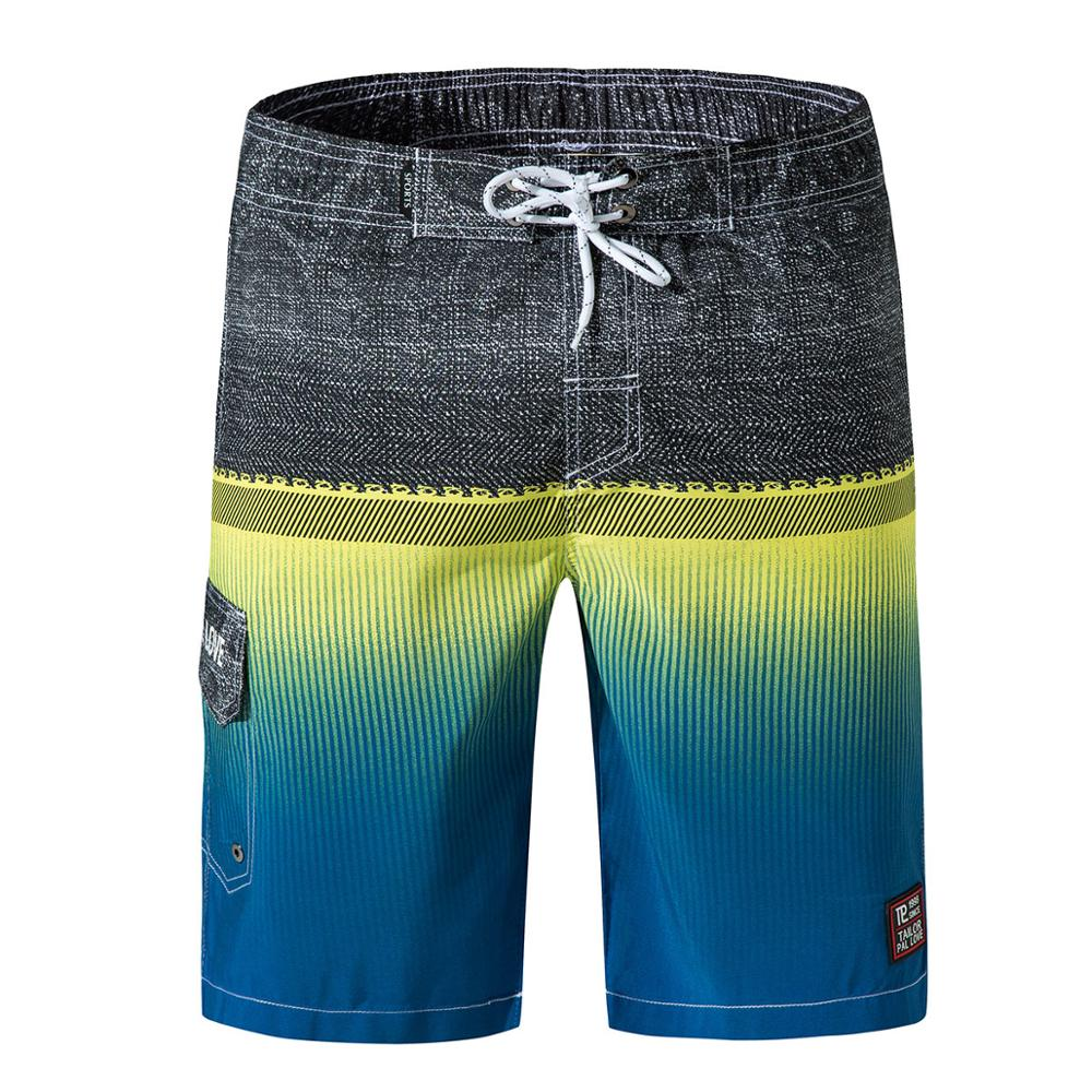 Men Beach   Shorts   Plus Size M-XXXL Quick Dry   Shorts   Swimwear Male Trunks Men Beachwear Sports   Shorts   Surf   Board     Shorts   Surfing