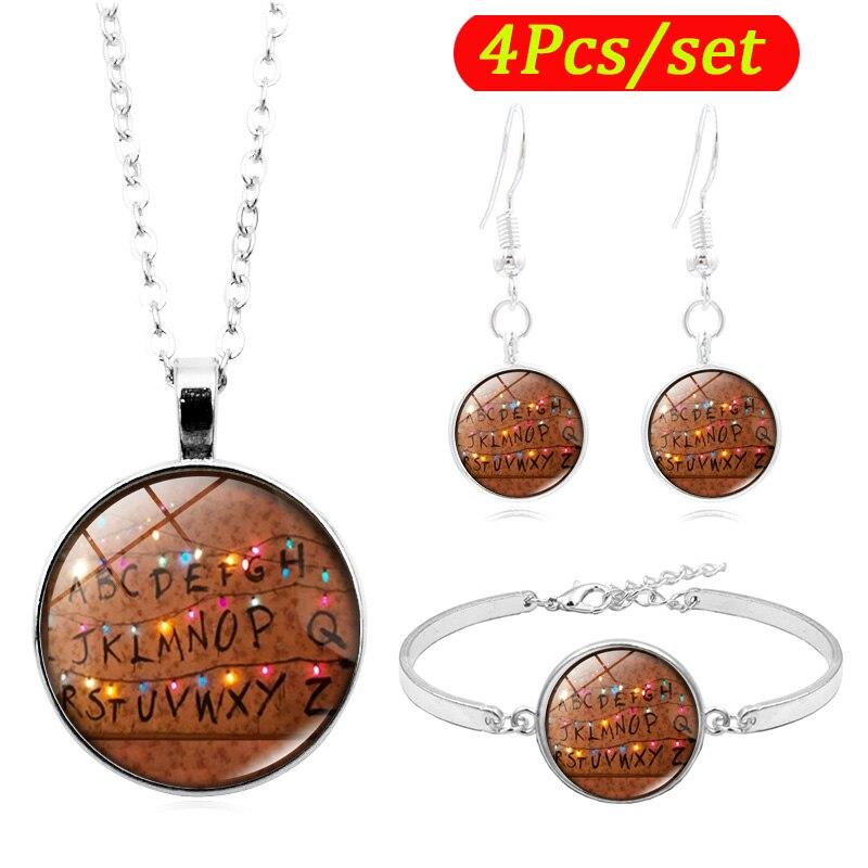Experiment 626 necklace Alien outer space Lilo and Stitch bracelets