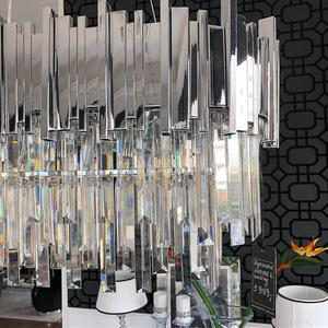 Image 5 - Phube Verlichting Moderne Kristallen Kroonluchter Luxe Ovale Gouden Opknoping Verlichtingsarmaturen Eetkamer Suspension Led Lustres