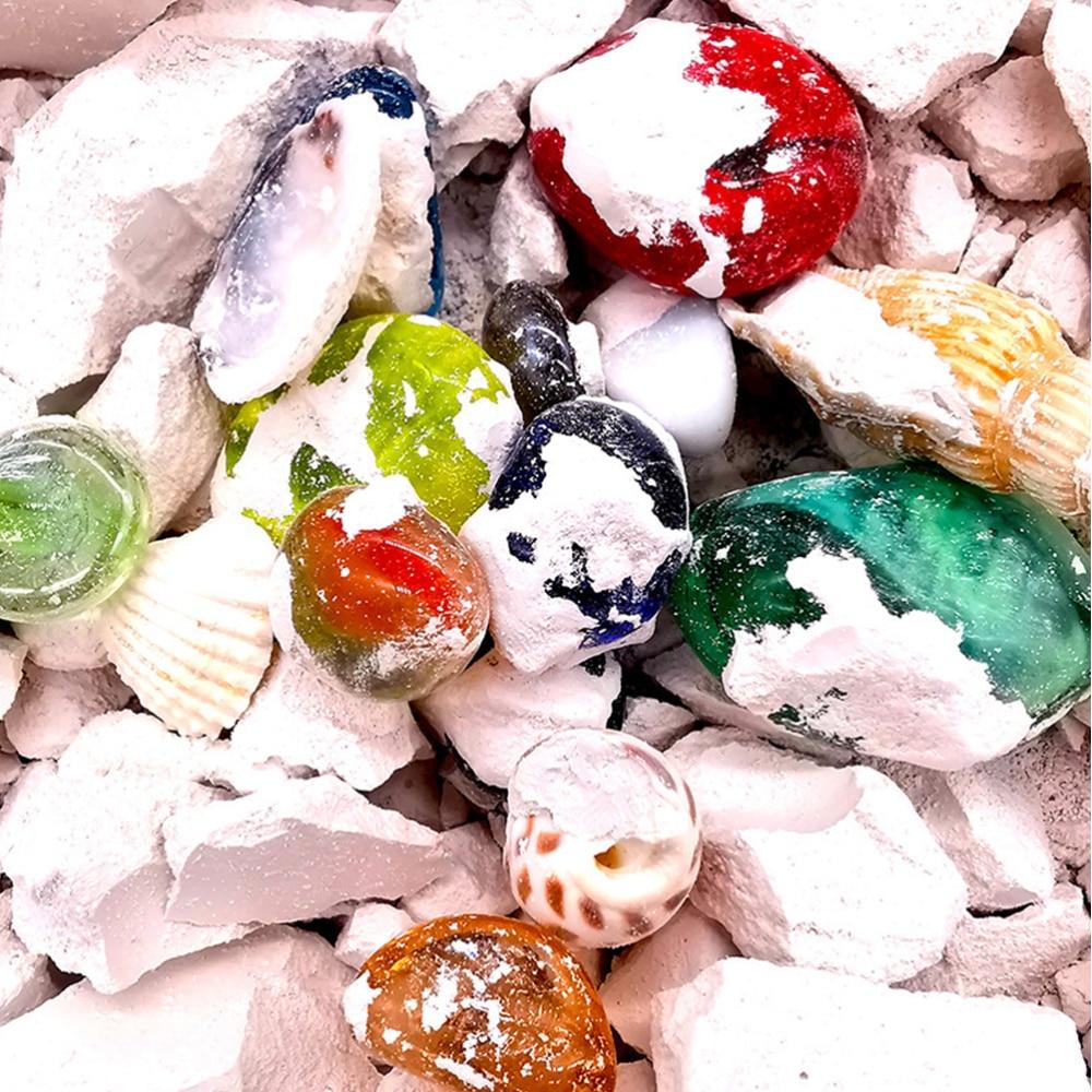 1 conjunto de escavacao diy pedras 01