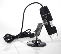Digital microscope pocket Kromatech 50 500x USB with backlight (8 LED)