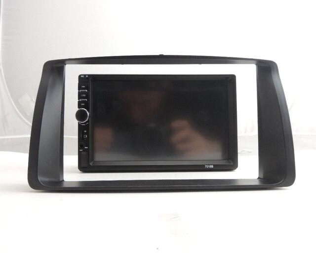 Radio samochodowe MP5 multimedialny odtwarzacz wideo lustro Link do Toyota Corolla 2003-2006 zainstaluj otoczony zestaw paneli wykończeniowych brak androida