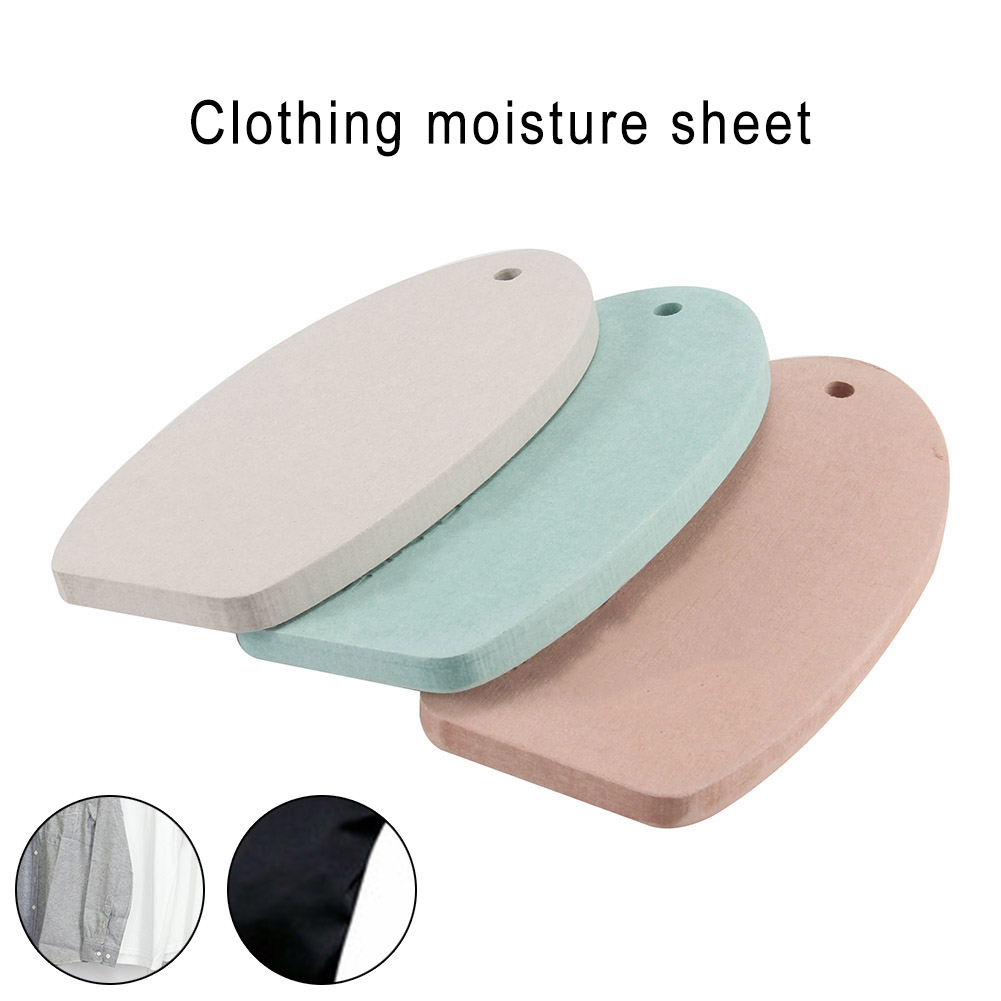 3 Pcs Diatomace Earth Water Absorption Quick Dry Wardrobe Clothing Dry Plate Pads MYDING
