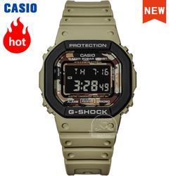 Casio Часы g shock часы мужские роскошные камуфляжные военные Цифровые Спортивные кварцевые солнечные мужские часы masculino