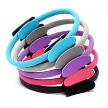 Yoga Circle Fitness Magic Ring Pilates Sport Gym Home Professional Training Muscles Accessories Dual Exercise