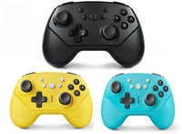 Für Nintend Schalter Pro Controller/Schalter Lite Konsole Joystick Gamepad Bluetooth Wireless Pro Spiel Controller Mit 6-achse gyro
