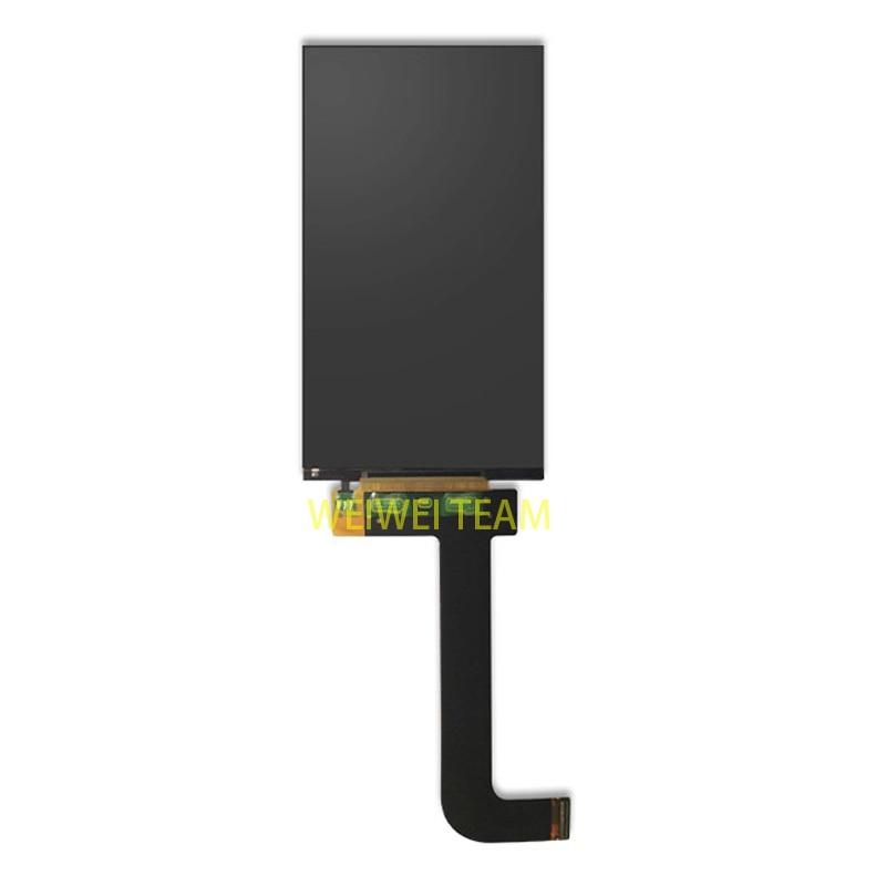 Para KLD-1260 impressora 3d tela lcd 5.5 polegada 2k 1440*2560 (luz de fundo removido) ls055r1sx03 kld 1268 display lcd