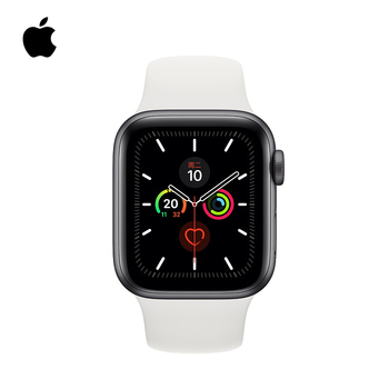 PanTong Apple Watch Series 5 44mm Aluminum Case with Sport Band Sports smart heart rate phone watch Apple Authorized Online Sell 1