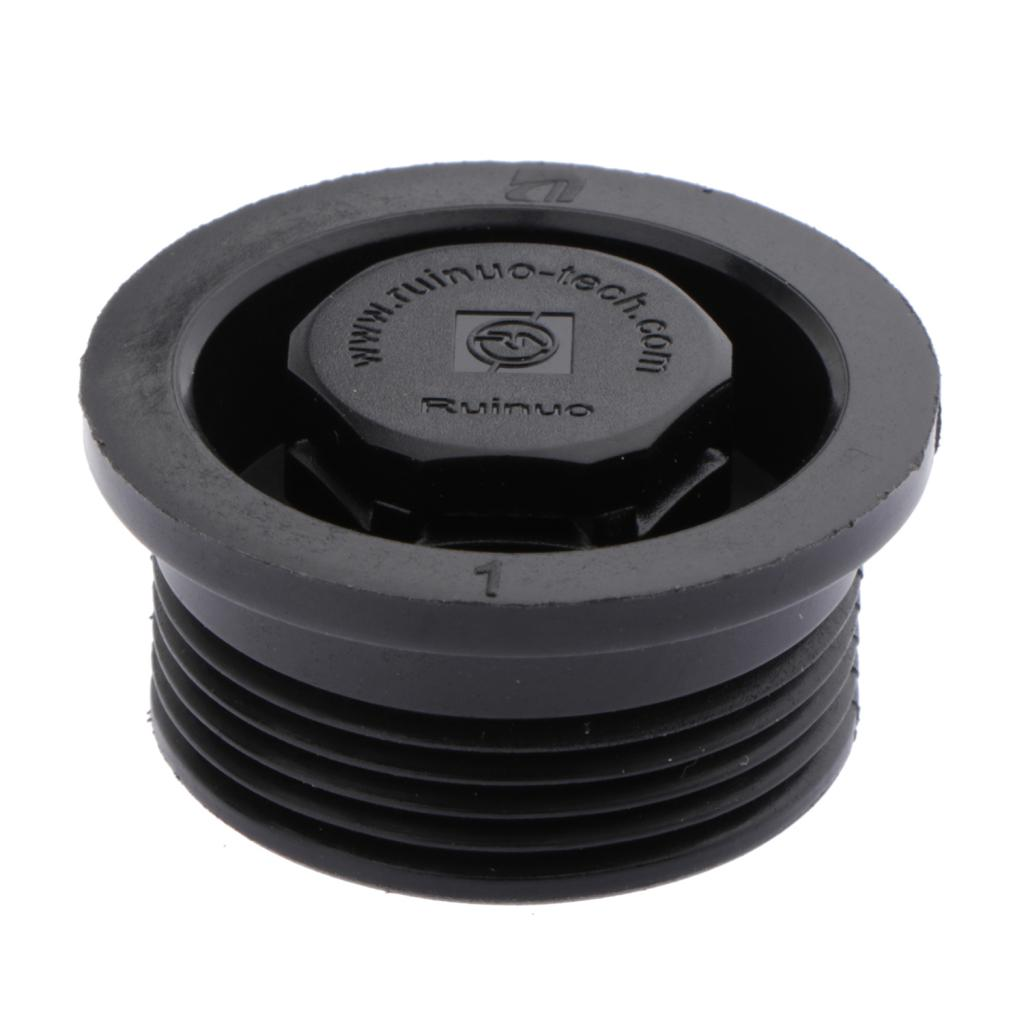 Plastic SUP Air Vent Plug For Surfing Board Stand-up Paddle Board Waterproof & Durable - 2 Colors