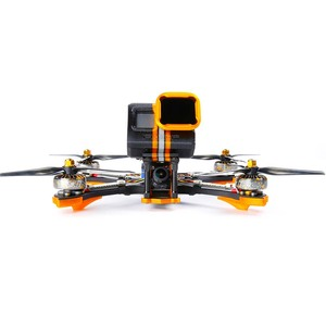 Image 4 - New iFlight Cidora SL5 FPV Drone 4S/6S BNF Squish X 215mm Frame 5inch FPV Freestyle Frame Carbon Fiber Airframe for FPV RC Drone