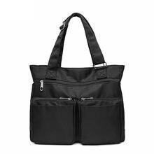 Женская дорожная сумка с несколькими карманами Легкие нейлоновые