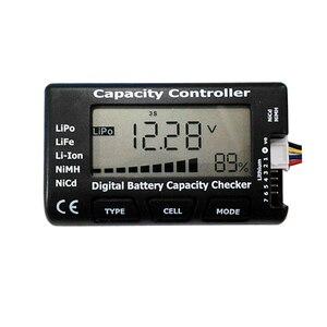 Image 1 - 1 7S pil fonksiyonu Test ölçüm cihazı güç ve voltaj göstergesi LiPo LiFe Li ion ni cd pil kontrol Diy pil paketi dedektörü