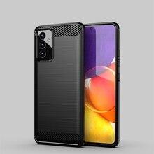 סיליקון כיסוי עבור Samsung Galaxy קוונטי 2 מקרה עבור גלקסי קוונטי 2 כיסוי עמיד הלם מגן פגוש לגלקסי קוונטי 2