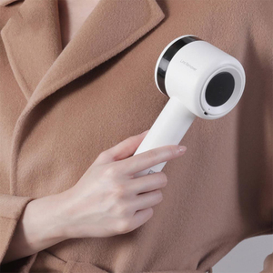 Image 2 - Deerma מוך כדי כדור דביק שיער שימוש כפול גוזם סוודר מסיר נייד 7000r / min חשמלי גוזם מעיל ניקוי d5 #