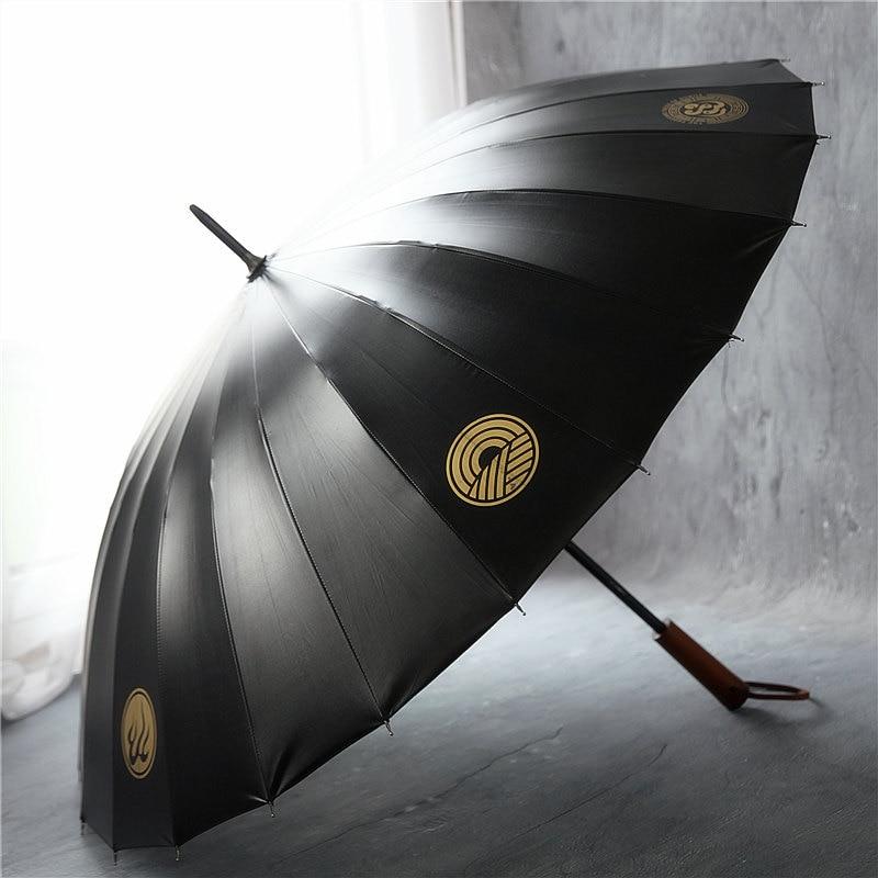 Portable Double Layer Umbrella Large High Quality Men Wind Resistant Cheap Umbrella Parasol Parapluie Daily Supplies OO50YS