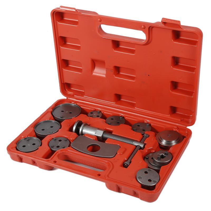 Accessoires de voiture outil à Piston jeu de cylindres de frein étrier de frein à disque outil de rembobinage universel pour la plupart des voitures véhicules berlines HWC